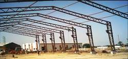 Fabricated Godown Construction Service