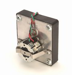 Rectangular Geared Reversible Stepper Motor