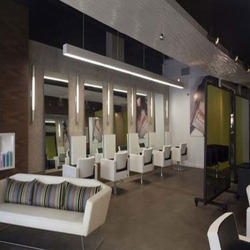 Beauty Parlor Interior Designing