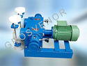 Sandwich Type Pumps With Rupture Indicator
