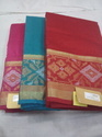 Tusser Cotton Saree