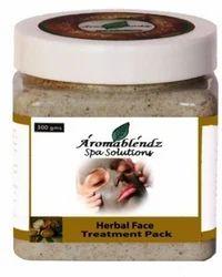 Aromablendz Herbal Facial Pack