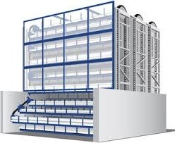 Automated Material Storage System
