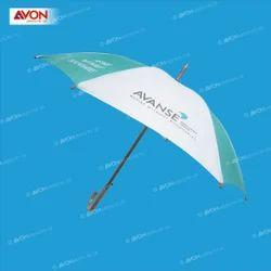 Simple Wooden Umbrella
