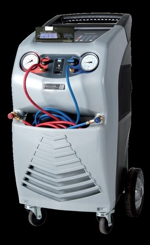 Solutions For Workshops A C Gas Charger Machine