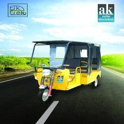 cirt certified government approved e rickshaw