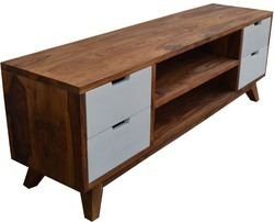 Wooden TV Cabinet - Wooden Furniture