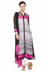 Designer Indian Pakistani Style Party Wear Long Suits