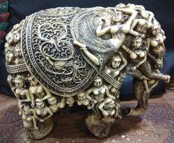 Dust Marble Aerawat Elephant