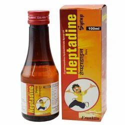 Heptadine Syrup