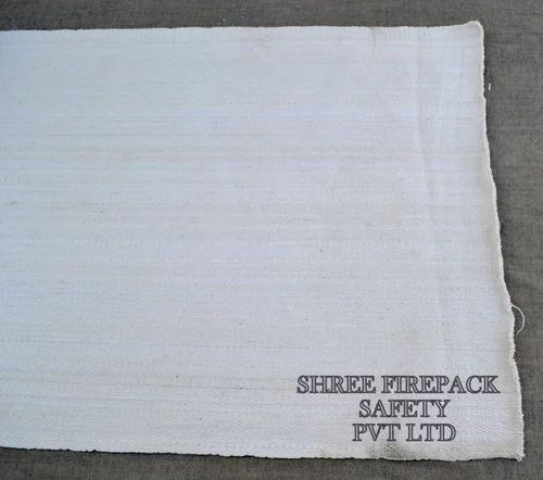 Ceramic Fibre Woven Fabrics Cloth