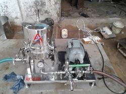 Virgin Oil Filter Machine