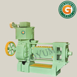 Coconut Oil Extractor Machine