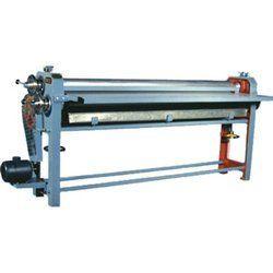 Sheet Pasting Gluing Machines