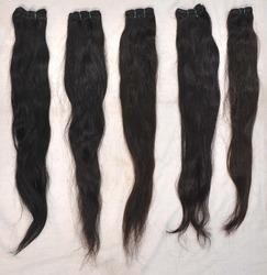 Machine Weft Remy Natural Hair