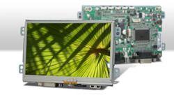 10 To 17 Flat Panel Displays with Vga, Dvi, Hdmi