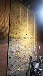 Climbing System on existing Walls