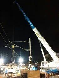 Crane for Hire