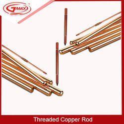 Threaded Copper Rod
