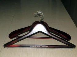 Suit Hangers - Wooden, Plastic