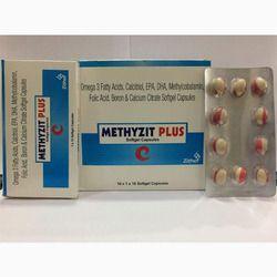 Omega3 Fatty Acid Calcitriol EPA DHA Methylcobalamin Capsule