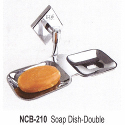 Soap Dish Double