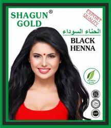 Shagun Gold Black Henna