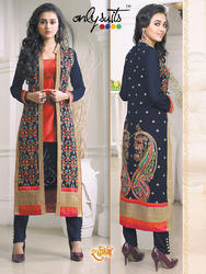 Georgette Ladies Suits