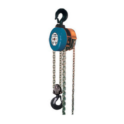 Indef Chain Pulley Blocks