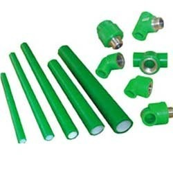 Polypropylene Random Pipes & Fittings