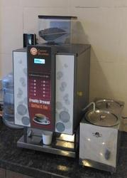 Bean To Coffee Vending Machine