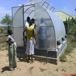 Solar Crop Dryer