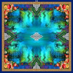 Digital Printed Fancy Cotton Fabric