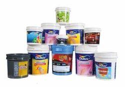 Paint industry Heat Transfer Label