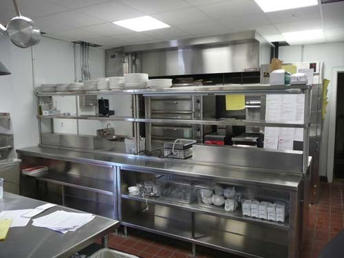 Perfect Commercial Kitchen