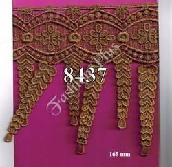 Latest New Design Nigerian Fancy Zari Lace from Fashion Plus