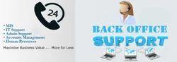 Back Office Management Services