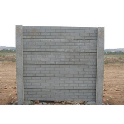 Precast concrete boundary walls super cement articles nashik id 3443341133 - Readymade wall partitions ...