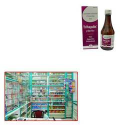 Appetizer Syrup for Medical Store