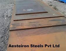ASME SA517 Gr H Steel Plate