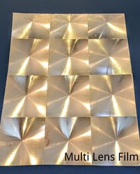 Transparent Clear Lens Films