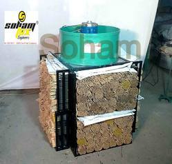 Heating Chamber For Incense Sticks