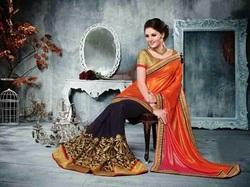 Marriage Embroidery Sarees
