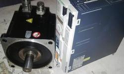 Schneider Servo Motor Repair