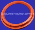 Neoprene Dome Valve Seal