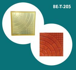 PVC Mould For Cement Tiles