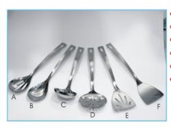 Stainless Steel Spoon Tools