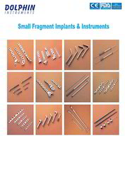 Small Fragment Implants & Instruments