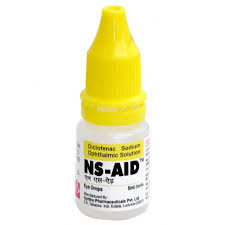Ns Aid - 5 ml Eye drop
