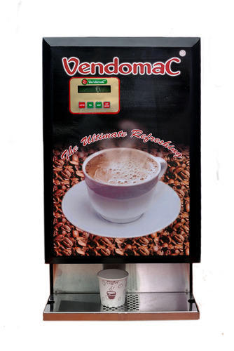 Tea Coffee Vending Machine Two Option